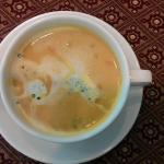 主廚特製鮮湯(南瓜海鮮湯)