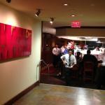 Entering the main dining room at Roy's Waikiki