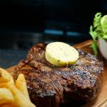 O'Connor Premium Scotch Fillet with House Made Steak Butter