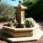Doux bruit de la fontaine
