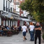 more restaurants in the Pantiles