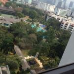 View dari room 1221