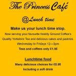 Our Lunch time offer