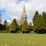 Bowling Green/ Church