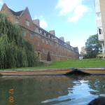 Punting on 12th September 2015