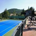 solarium & tennis