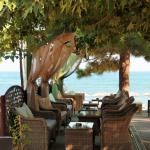 Golden Sand terrace