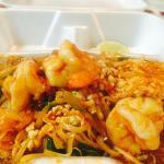 Delicious Authentic shrimp Pad-Thai ! Love it!