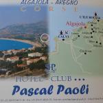 Foto de Hotel Club Pascal Paoli