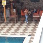 Mehmet the waiter