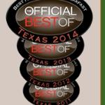 Best of Texas 2014, 2013, 2012 & 2011