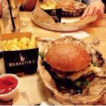 Foto de Manhattan American Burger