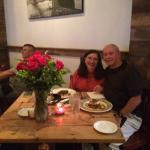 Mary and Dave Anniversary Date