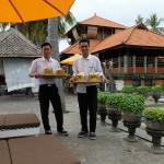 Foto de Nugraha Lovina Bay Resort Hotel