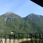 View from the Lodge Room