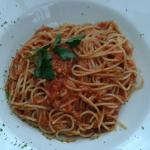 Pasta dishes cooked fresh and to perfection