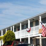 Cape View Motel on the 4th of July