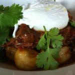 Gnudi (gnocchi) small plate
