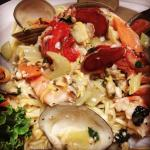 Seafood, Pasta,