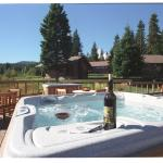Hot Tubs on the spa deck