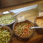The olive selection
