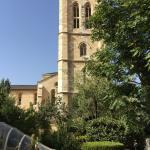 Bell Tower to Saint Georges Cathedral