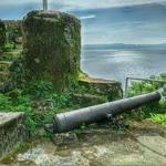 Culion fort beside the hotel