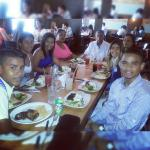Almorzando con Family