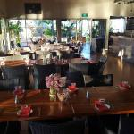 Inside Dining and Bar - special function evening