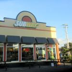 Subway, Seaside, Oregon