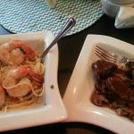 Was wonderful huge shrimp loved the steak...was there last year be back this week...hope you sti