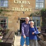 Photo de Crown and Trumpet Inn