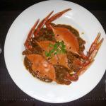 Crab Masala !!