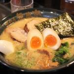 The delicious Niku-tama ramen.. Must try!