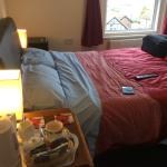 Great bed free wifi en-suite room