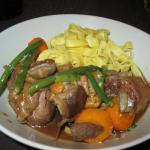 Coq au Vin (without flavour)