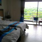 Photo de Hua Hin Blue Wave Beach Resort