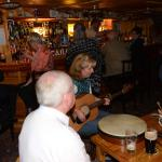 The Pub with traditional music
