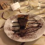 Pear & Chocolate tart/pie