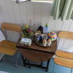 Hideaway Huts at Treworgey의 사진