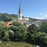 Aussicht Richtung Kirche