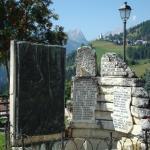 Magnifica vista sui monti e Colle S. Lucia