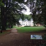 Parc du Château d'Aine