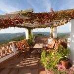 los Castanos  terrace