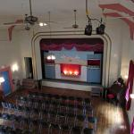 Hazel Green opera House inside
