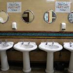 Lovely sinks