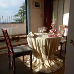 Table terrasse panoramique