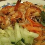 VN Noodle Shrimp Vermicelli