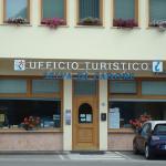 L'Ufficio Turistico in Piazza S. Lorenzo
