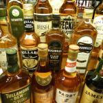 Vathouse Whiskey Selection